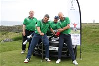 Over £8k raised for The Children's Centre at the Microgaming Charity Golf Day