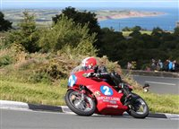 Rutter returns to Classic TT with Ripley Land Racing