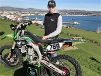 Manx Motocross star to compete on world stage with Steam Packet Company support