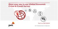 PwC Isle of Man asks local businesses to have their say on Crime & Fraud Survey
