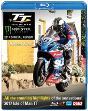 Superb Isle of Man TT 2017 Official Review now on the shelves in DVD & Blu-ray formats