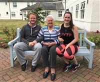 Family embarks on 'brutal' challenge with Steam Packet support