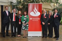 Recruitment drive success for Santander International