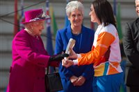 Just two weeks until the Queen's Baton arrives in the Isle of Man