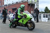 Saiger tops the board on the opening 2017 Classic TT qualifying session