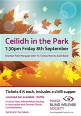Ceilidh in the Park to celebrate start of Vision Awareness Week