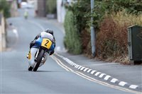 Anstey posts week's fastest time at 2017 Classic TT
