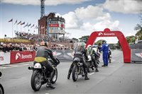 The Daily Telegraph describes Classic TT as 'One of the best biking events on the planet'