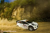 World Rally Car run puts Fagg back on track