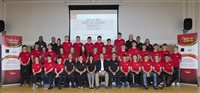 New intake of young athletes for Isle of Man Sport Aid Academy