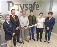 Paysafe onboard with Team Isle of Man