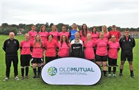 Douglas Athletic FC women's team boosted by Old Mutual International sponsorship