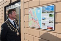 Signs of the times: RTC installs new town maps and noticeboards