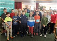 Brithg sunshine for final round of the Dandara Junior Order of Merit