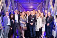 Shipping business leaders raise the bar at Tower Bridge with the Isle of Man Maritime Group