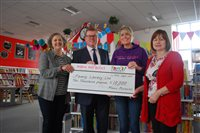 Manx Miracles gives Family Library a huge funding boost