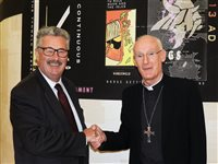 New Bishop of Sodor and Man welcomed to Tynwald