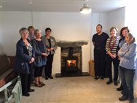 Manx Lottery Trust assist with Dalby's Community Hub