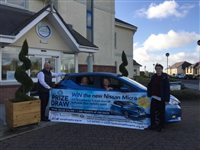 Win a Nissan Micra this Christmas and raise funds for Hospice Isle of Man
