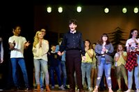 Pack your duffel bags, grab your guitars and get ready to rock at Camp Rock: The Musical