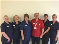 Senior nurses go 'back to the floor'