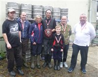 Watts wins handicap trophy at Isle of Man Field Archery Championships
