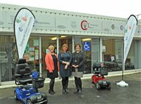 Donations help CIRCA charity to revamp offices