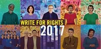 "Amnesty International Isle of Man ""Write for Rights"" Campaign 2017"