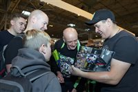 Isle of Man TT heroes to star at Motorcycle Live
