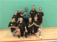Badminton proves a smash in Sure Sports Primary School Programme