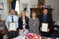 Mayor recognises council employees' long service