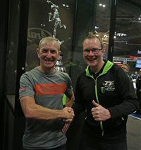 RST Partners with TT Races and Classic TT in new long term sponsorship deal