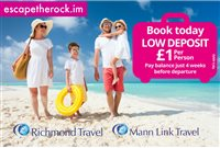 Richmond & Mann Link Travel Launch Ground Breaking £1 Low Deposit Holidays