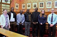 Tynwald supports Parliament of Sierra Leone in strengthening research capacity