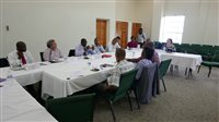 Tynwald delegation participates in Montserrat PAC workshop