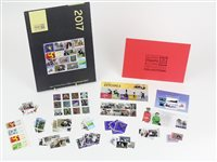 IOM Post Office commemorates 2017 with its Limited Edition Yearbook