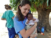 Old Mutual International supports Manx medical student's charity work in Malawi