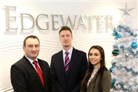 Exam success for three of Edgewater's rising stars