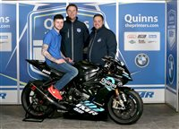 Adam McLean joins quinnstheprinters.com by Team IMR for 2018 road racing season
