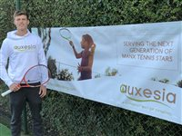 Auxesia continues support of Island's star tennis player