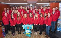 Team Isle of Man ready to depart for Australia
