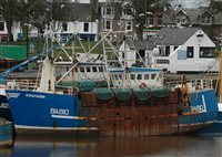 Scottish fishermen fined after illegally fishing