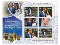 Post Office to release royal engagement stamps