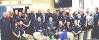 Civil Defence volunteers honoured