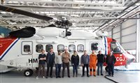 Island medics trained to use bad weather helicopter