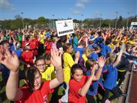 1,000 children to take part in Manx Youth Games