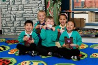 ACE heritage link up for Island children