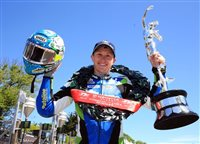 TT win - and race record - for Dean Harrison