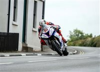 Senior TT victory for Peter Hickman