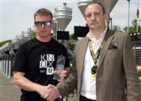 Ryan Kneen awarded Spirit of the TT Award